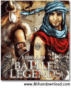 Battle Of Legend بازی زیبا ئ جذاب Battle Of Legend تحت فرمت جاوا