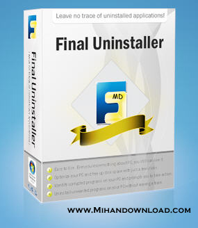 Final.Uninstaller.2.1.3 پاکسازی ویندوز Final Uninstaller 2.1.3