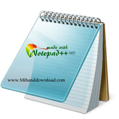 notpad ویراشگر متن حرفه ای با Notepad++ 5.3.1
