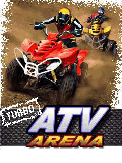 Turbo ATV Arena بازی زیبای Turbo ATV Arena