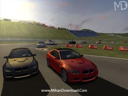 BMW 01 دانلود بازي كامپيوتر اتوموبيل راني بي ام دبليو BMW M3 Challenge
