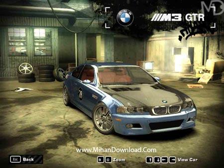 BMW 02 دانلود بازي كامپيوتر اتوموبيل راني بي ام دبليو BMW M3 Challenge