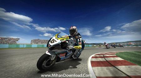 SBK42 دانلود بازی کامپیوتری جذاب و پرهیجان موتور سواری SBK 2009 Superbike World Championship