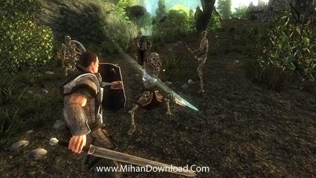 risen3 دانلود بازی کامپیوتر اکشن و جذاب طلوع Risen PC Game