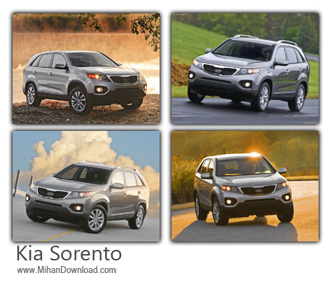 Kia%20Sorento%5Bwww.MihanDownload.com%5D عکس کیا سورنتو