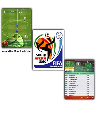 FIFA 2010 South Africa%5Bwww.MihanDownload.com%5D دانلود بازي جام جهاني فوتبال افريقاي جنوبي Fifa 2010 South Africa