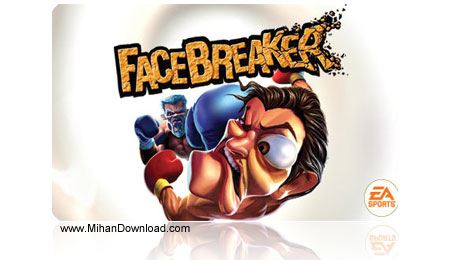 FaceBreaker java 360x640 www.MihanDownload.com بازی جدید FaceBreaker برای موبایل با فرمت جاوا