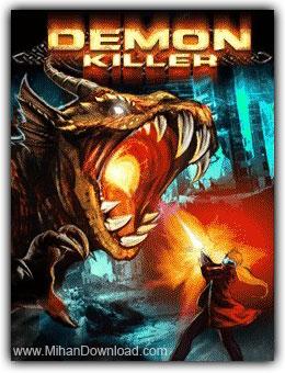 demon killer www.MihanDownload.com بازي جديد و زيباي موبايل با فرمت جاوا Demon Killer