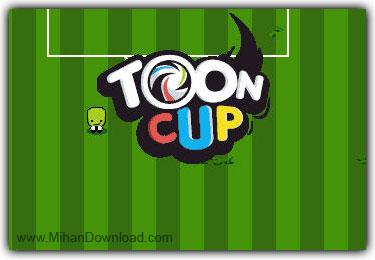 toon cup%5Bwww.MihanDownload.com%5D بازي جديد و زيبا براي موبايل با فرمت جاوا Toon Cup