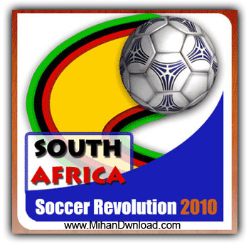 Soccer Revolution 2010 South Africa دانلود بازي جديد فوتبال جام جهاني Soccer Revolution 2010   South Africa